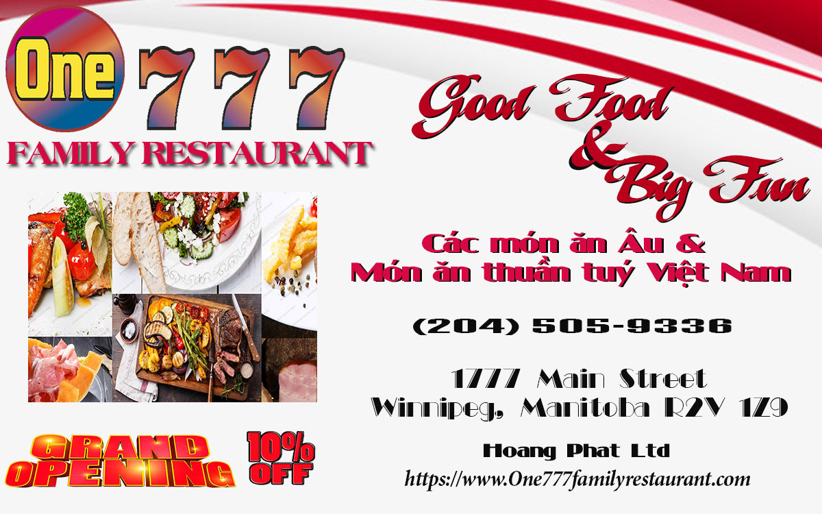 One 777 Family Restaurant