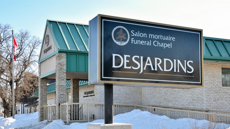 Desjardins Funeral Chapel